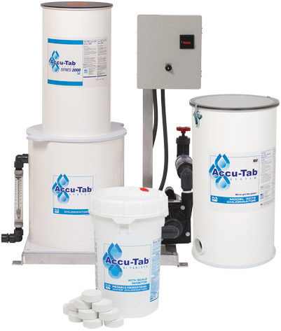 Accu-Tab Water Chlorination System